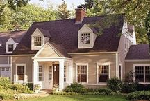 Cape Cod house / style