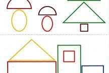 renk ve geometrik