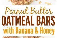 oatmeal bars