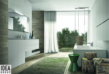 Bathroom 4 Wide Spaces / The most beautiful #Ideagroup collections designed for large bathrooms
