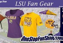 LSU Fan Gear