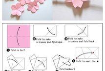 decoraciones con papel