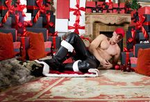 Gay XXX-mas - Leather