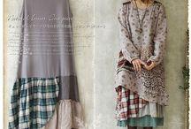 Kleider usw