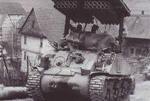 WW2 - M4 SHERMAN CALLIOPE