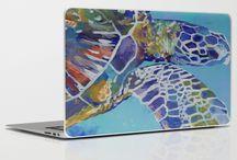 Laptop & iPad Skins - S6
