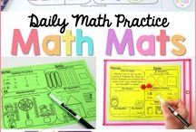 Pre-school maths