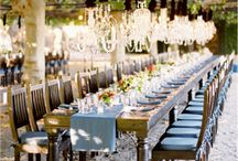 Chandelier Inspiration / Wedding items with chandelier inspiration / by Seating Chart Boutique
