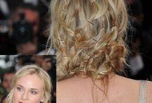 Les 3C: coiffures, coupes et couleurs
