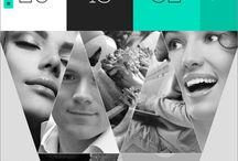Parallax Design パララックス・デザイン / 動きのある web デザインや一過性のある web デザインにむいている効果をまとめたボード #パララックス・デザイン #Parallax Design