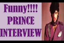 PRINCE funny moments ❣⚤♾⚥☮