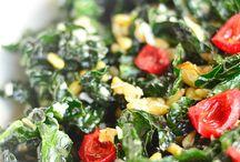 Salads / by Amy Ambroz