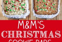 Christmas Desserts and Cookies