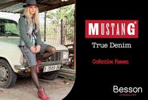Collection MUSTANG SHOES - Femme AH15/16