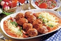 Obiad mięso