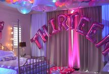 13th birthday parties