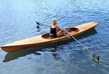 Row / Paddle