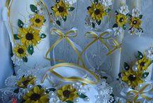 dekoracyjne butelki ,kieliszki i inne