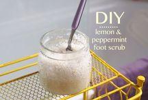 DIY spa / by Danielle Newton