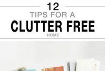 Clutter Free Ideas
