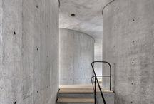 클럽 계단 디자인