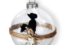 Christmas / memories from things in my past and decorating ideas