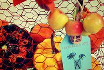 Borse in rete autunno-inverno / Originali borse in rete metallica da pollaio rivestite in tessuto per idea regalo - arredo ambienti interni esterni Collezione autunno - inverno