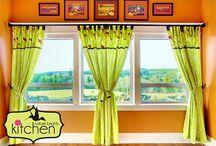 Curtain patterns