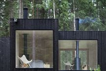 Cabins and Retreats / by Robin Read