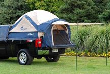 Truck Tent / by Gwen Khoury