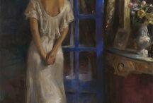 Malarstwo & Vincente Romero