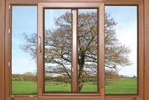 Pvc alüminyum doğrama - PVC aluminum windows