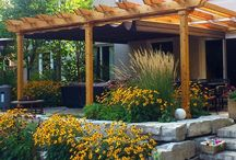 Patio ideas / by Beth Shockley