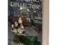 THE ZODIAC COLLECTOR / YA adventure coming September 23, 2014 by Spencer Hill Press