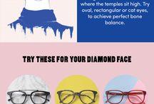 Diamant ansiktsform