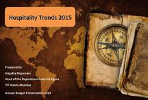 Travel, Hotel, Hospitality Trends 2015