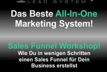 Online Marketing / Online-Marketing und Werkzeuge und Informationen die Dein Geschäft zum Erfolg führen können. Persönlichkeits- und Verkaufstraining bieten Dir einen Mehrwert.
