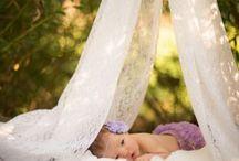 Newborns in Nature © by Brittney Hansen / by Brittney Hansen
