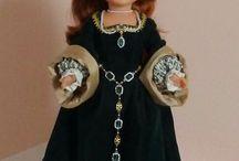 Mis vestidos para Nancy de famosa y otras muñecas / los vestidos realizados por mi para Nancy y otras muñecas.