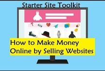 How to Make Money Online by Selling Websites