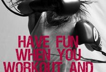 Fitness / by Amanda Gioffre