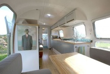 Trailers and Caravans / by HomeRefiner  - Online Interior Design
