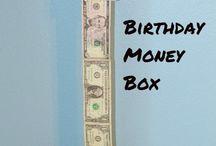 darování peněz