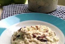 Bircher muesli (overnight oats)