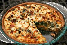 Quiches+Savory tarts+Pies