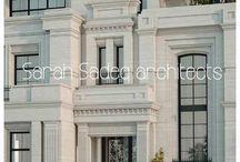 Neo Classical Architecture facades