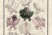 regency bonnets