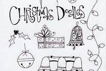 Doodles kerst en winter