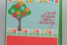 2015-2016 Stampin' UP! Catalog / by Melissa Stout