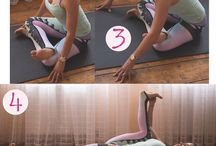 Yoga & Stretches
